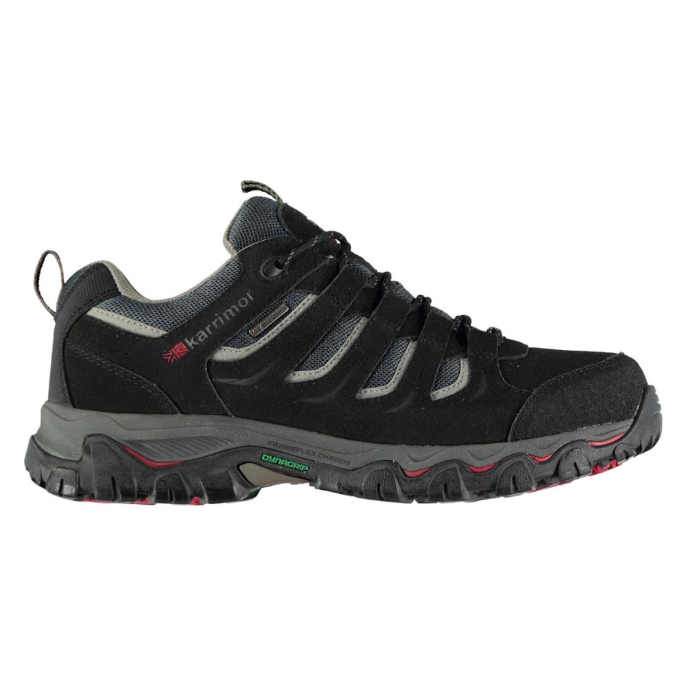 KARRIMOR Men's Mount Low Waterproof Hiking Shoes 7.5