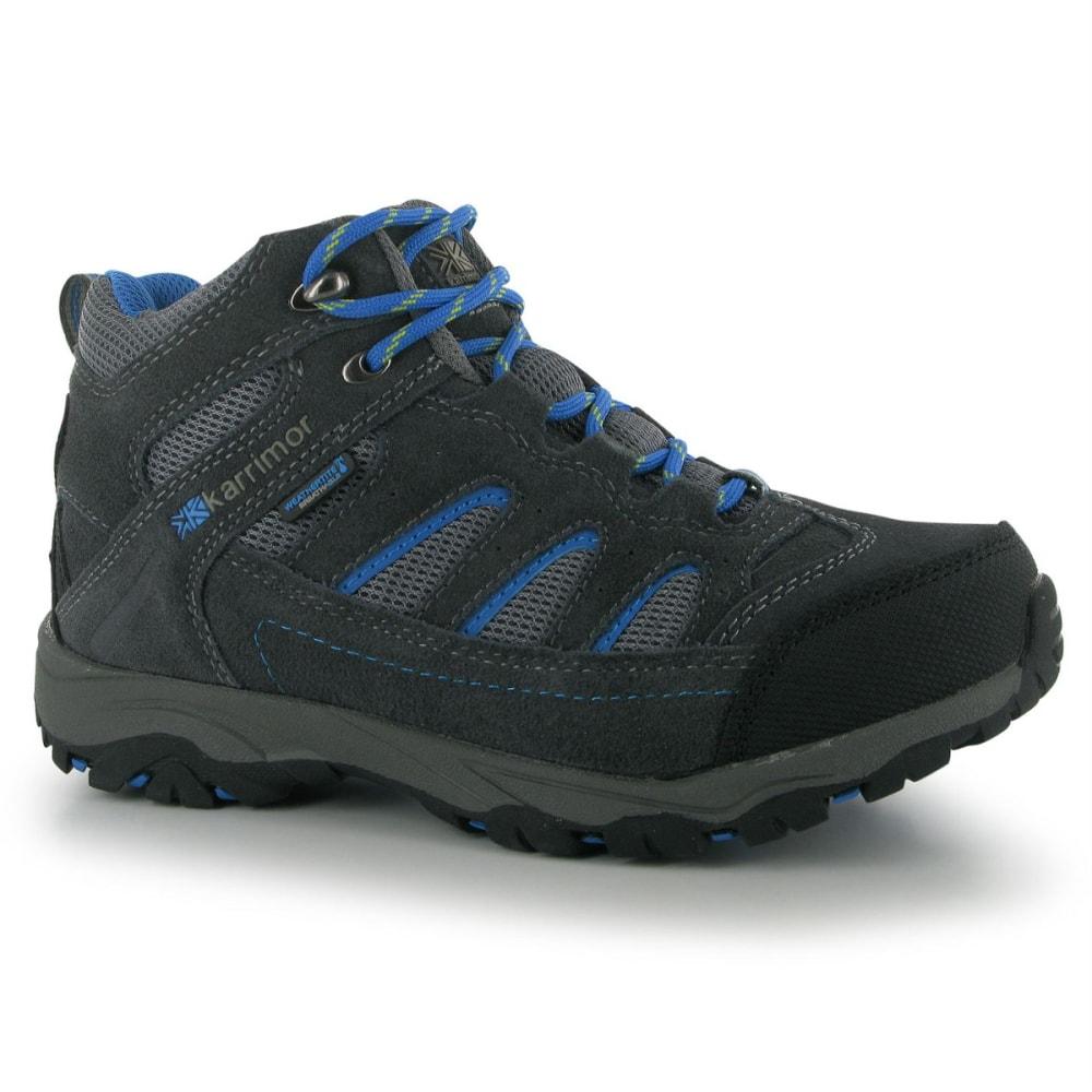 KARRIMOR Kids' Mount Mid Waterproof Hiking Boots 5