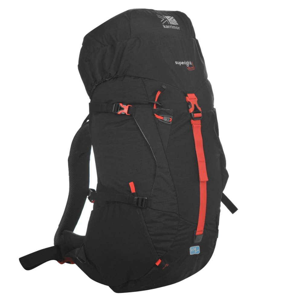 KARRIMOR Superlight 45+10 Pack - BLACK