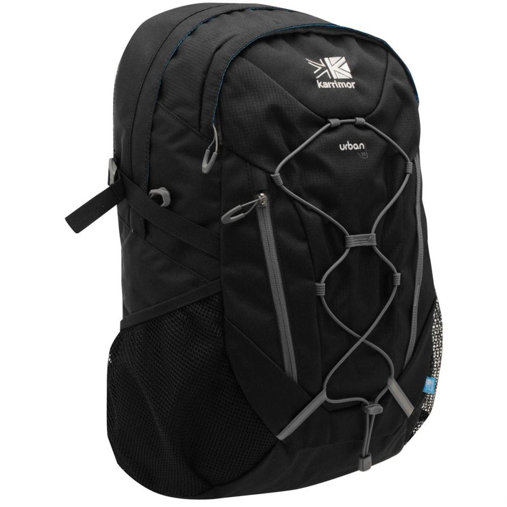 Karrimor Urban 30 Backpack - Black, ONESIZE