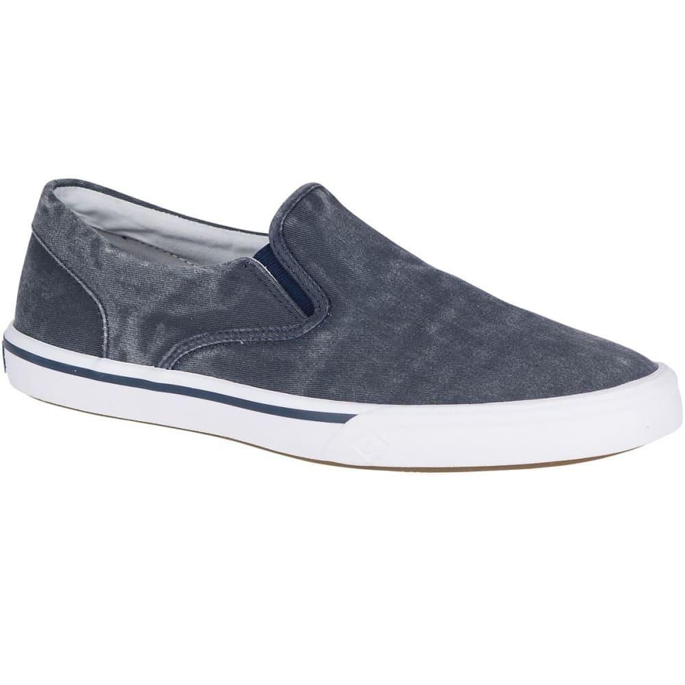 SPERRY Men's Striper II Twin Gore Saltwashed Boat Shoes 10