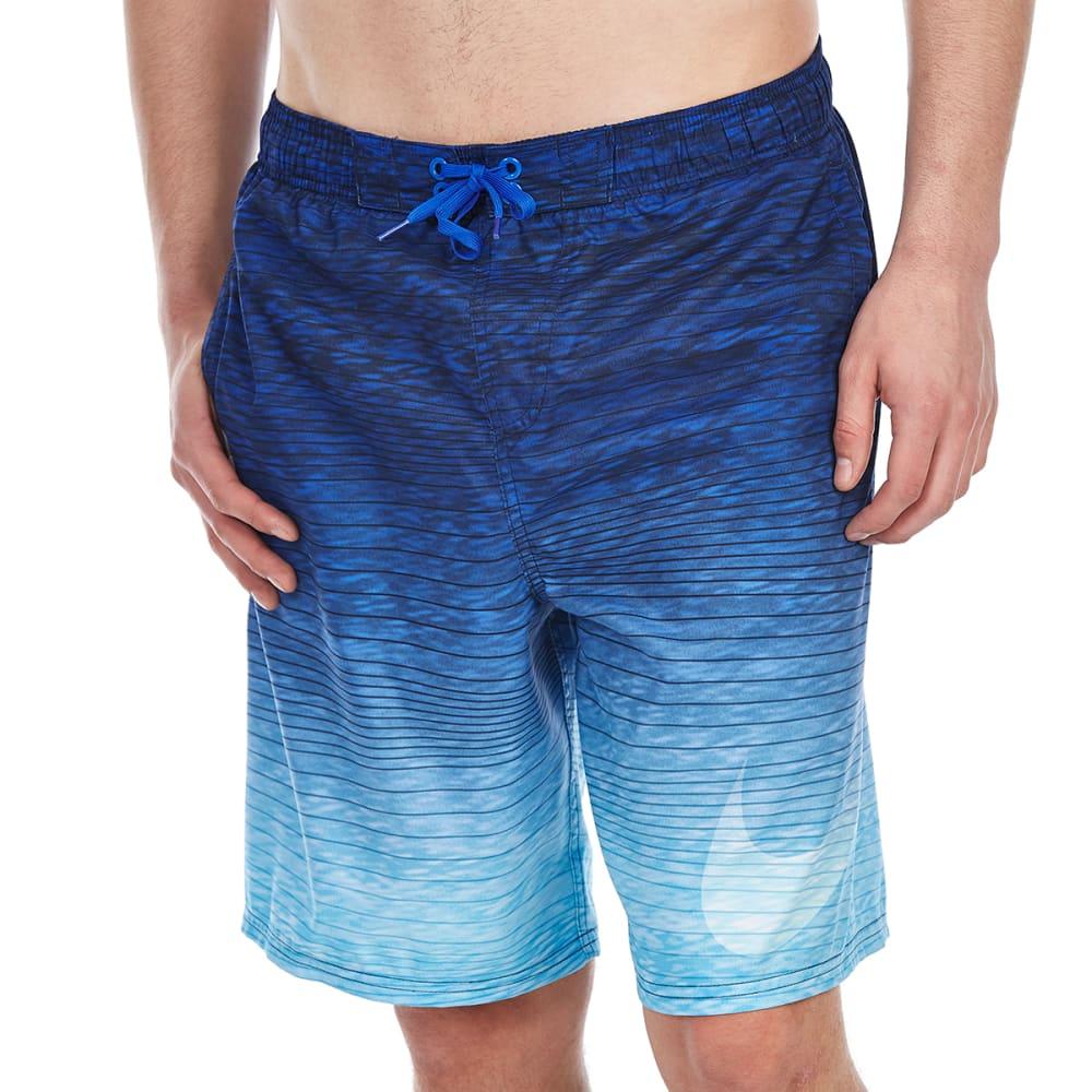 NIKE Men's 9 in. Hero Volley Shorts - HYPER ROYAL-416