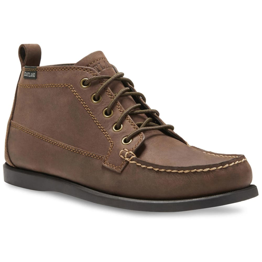 Eastland Men's Seneca Camp Moc Chukka Boots, Bomber Brown