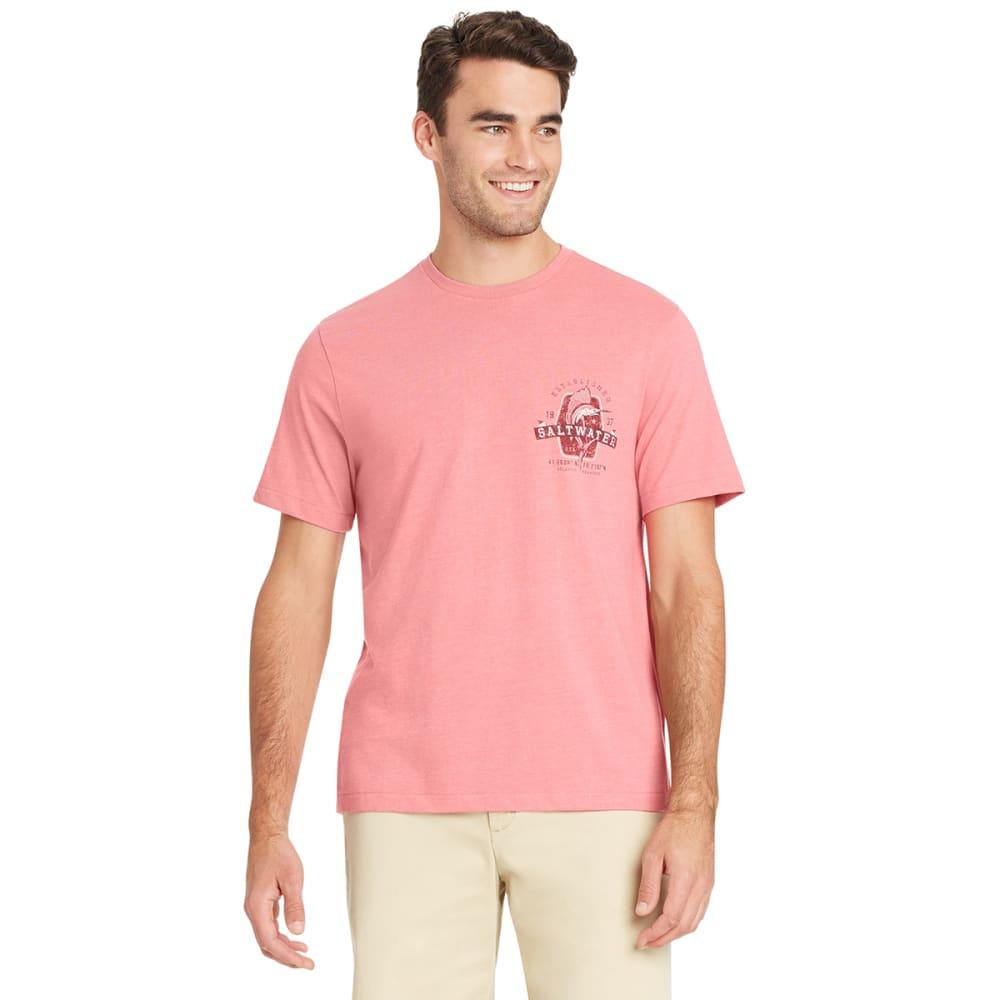 IZOD Men's Marlin Short-Sleeve Tee - RAPTURE ROSE-697