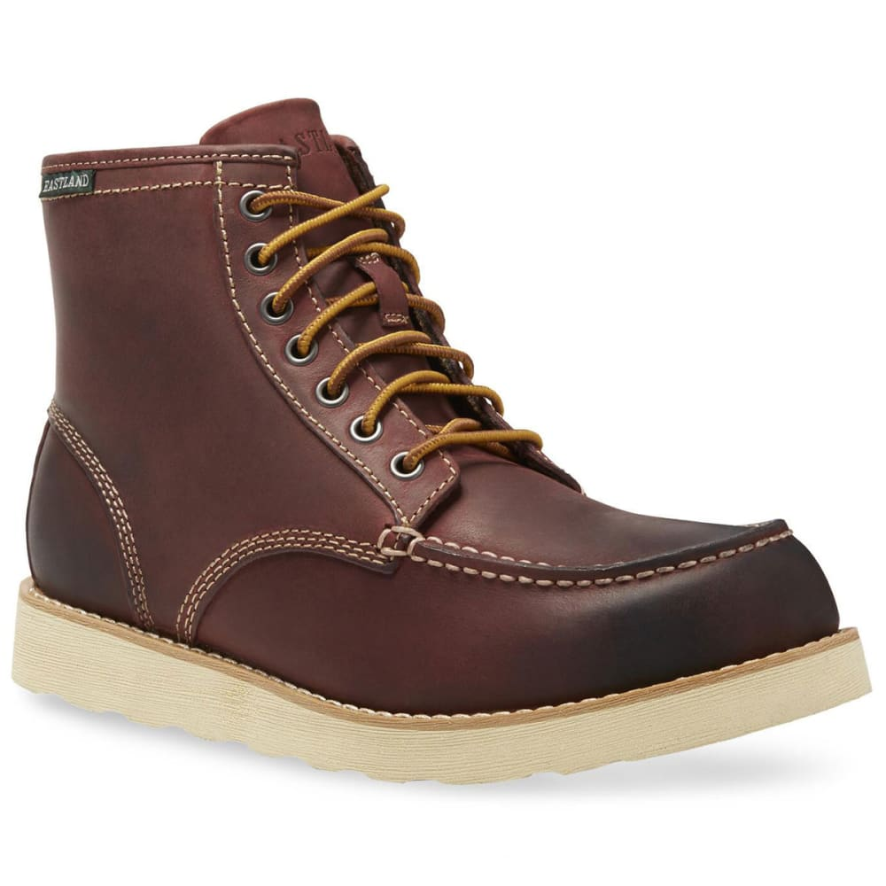 EASTLAND Men's 6 in. Lumber Up Work Boots, Peanut 9