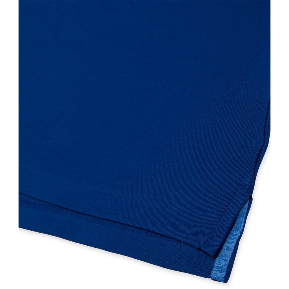 IZOD Men's Advantage Performance Short-Sleeve Polo Shirt - TRUE BLUE-426