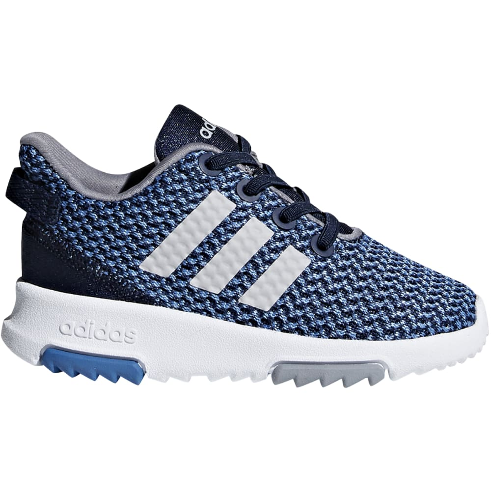 ADIDAS Toddler Boys' Cloudfoam Racer TR Sneakers - MEDIUM BLUE