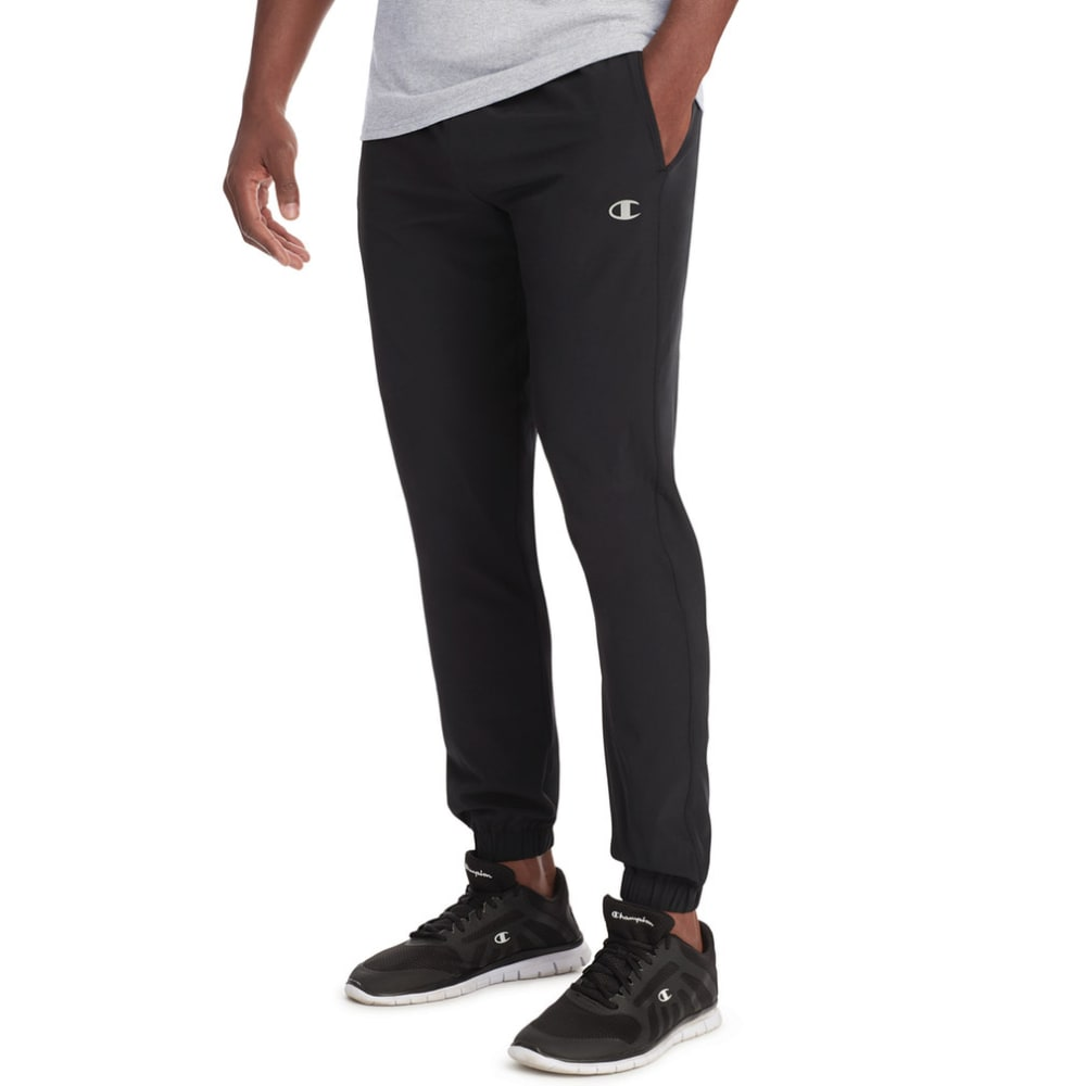 Champion Men's Training Jogger Pants - Black, M