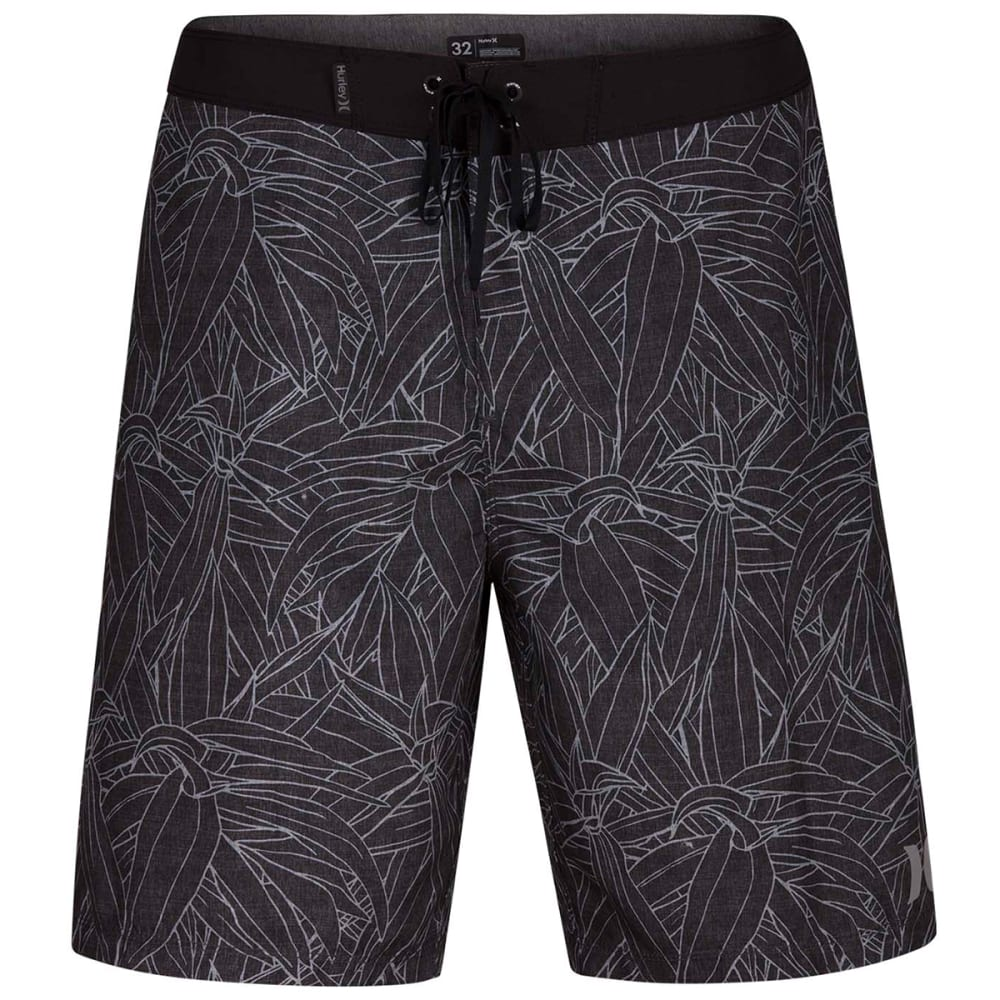 HURLEY Guys' 20 in. Pupukea Boardshorts - BLACK-010