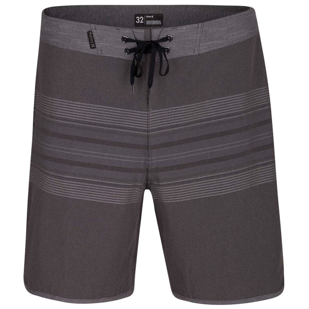 HURLEY Guys' Phantom Yesterday Boardshorts - BLACK-010