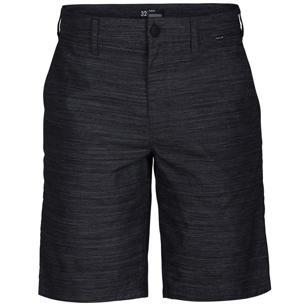 HURLEY Guys' Dri-FIT Breathe Shorts - 010-BLACK
