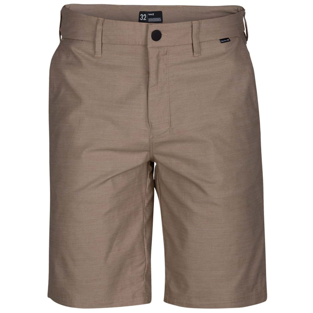 HURLEY Guys' Dri-FIT Breathe Shorts - KHAKI-235