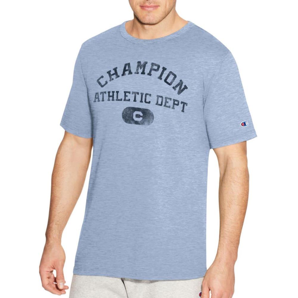 CHAMPION Men's Heritage Slub Short-Sleeve Tee M