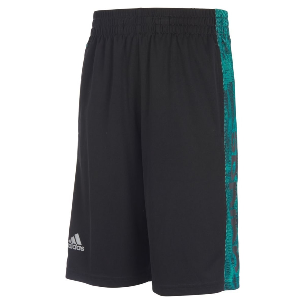 Adidas Big Boys' Supreme Speed Shorts - Black, M