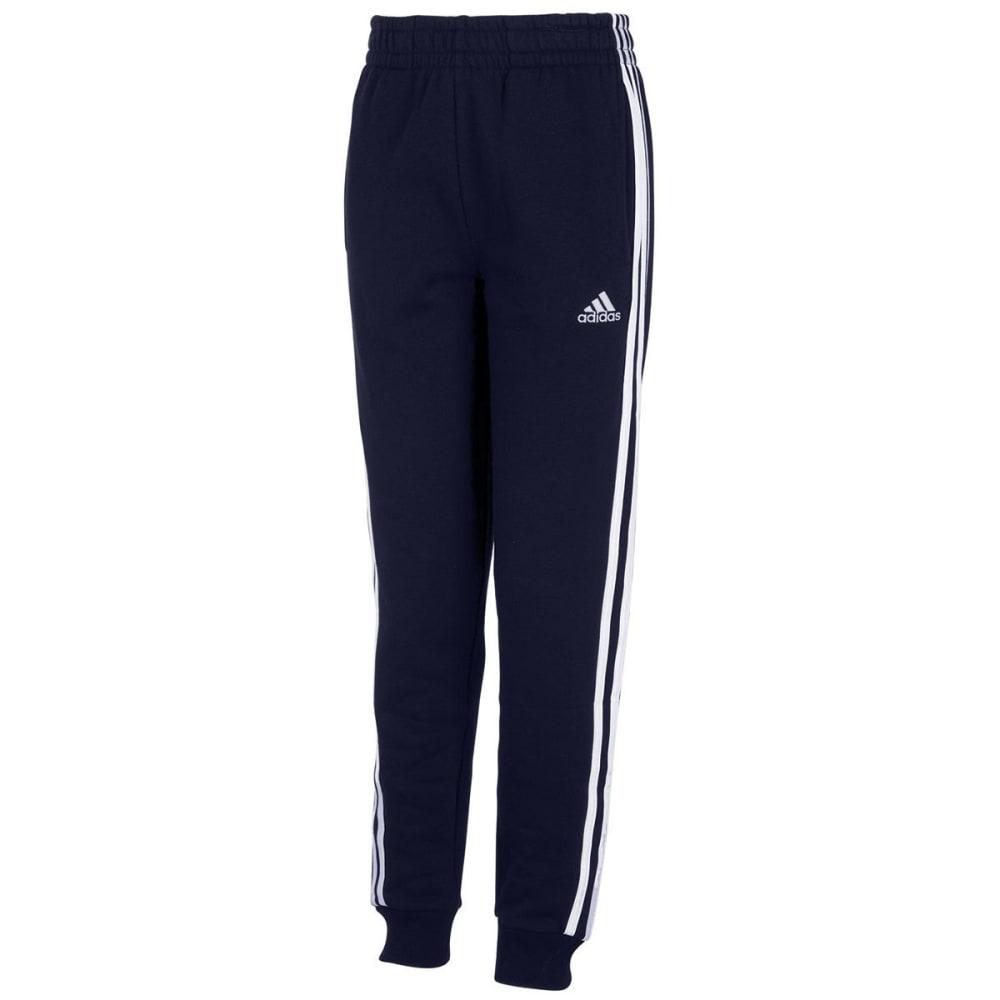 Adidas Big Boys' Iconic Tricot Jogger Pants - Blue, L