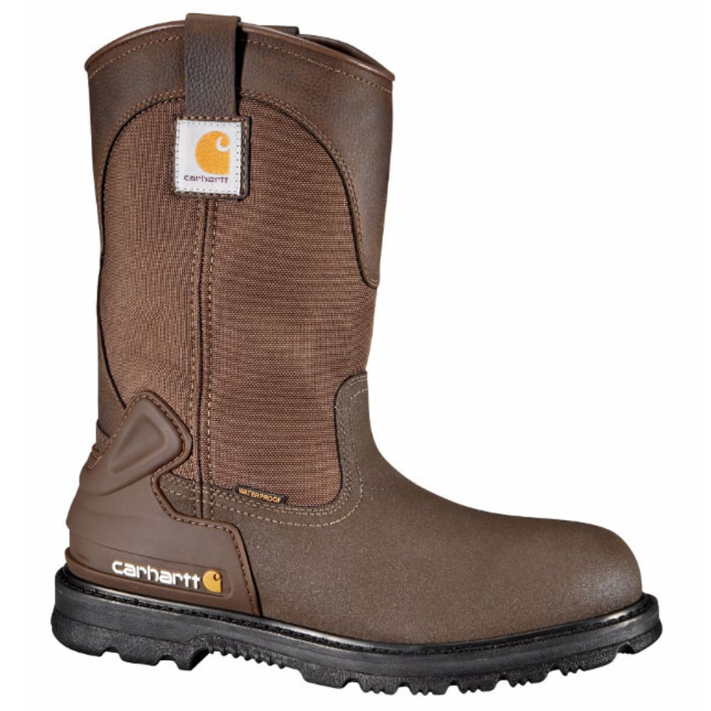 Carhartt Men's 11-Inch Wellington Boots, Brown