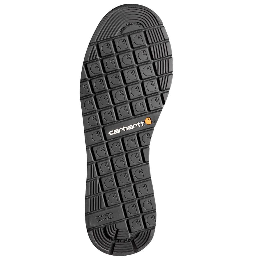 CARHARTT Men's 4-Inch Lightweight Wedge Boots - BLACK OIL TANNED