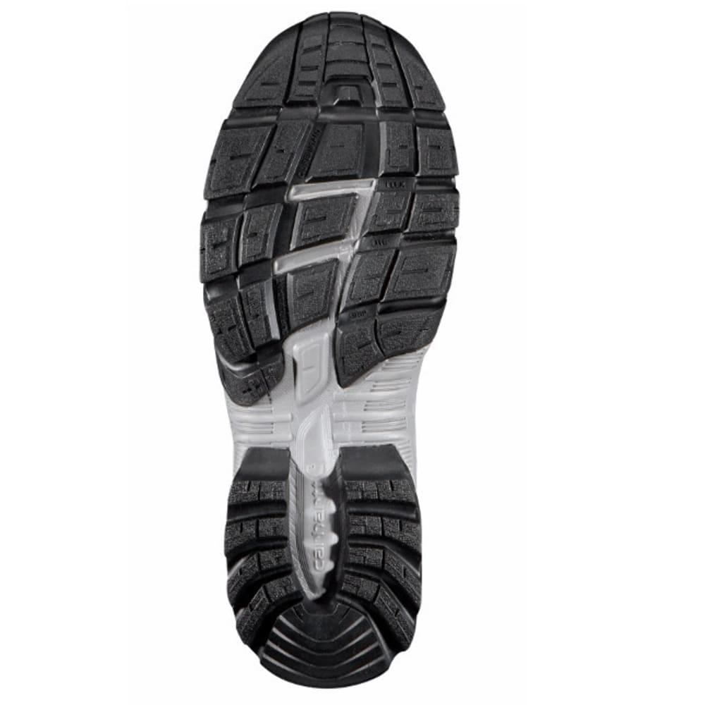 CARHARTT Men's Lightweight Low-Rise Composite Toe Work Hiker Boots, Grey/Navy - GREY SUEDE/NAVY MESH
