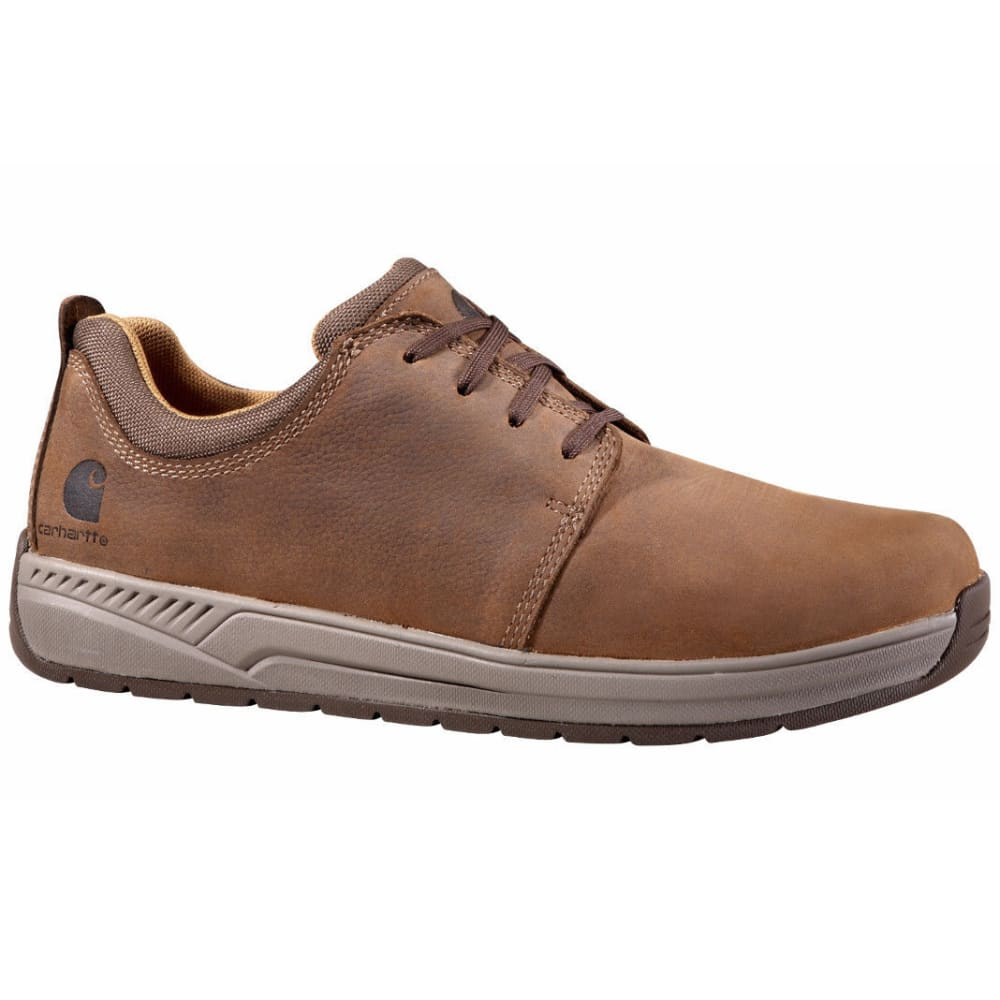 CARHARTT Men's Brown Oxford Shoes, Dark Bison - DK BISON OIL TANNED