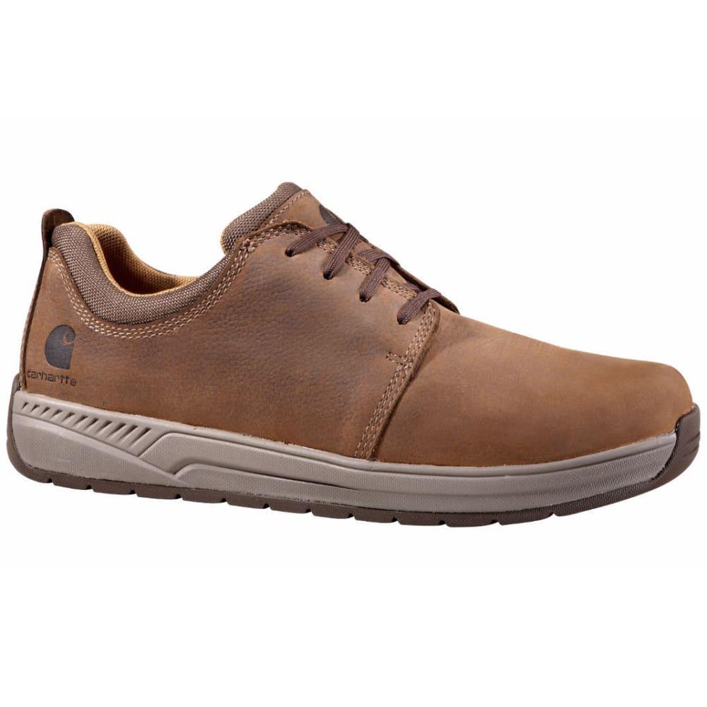 CARHARTT Men's Brown Oxford Shoes, Dark Bison - DK BISON OIL TANNED