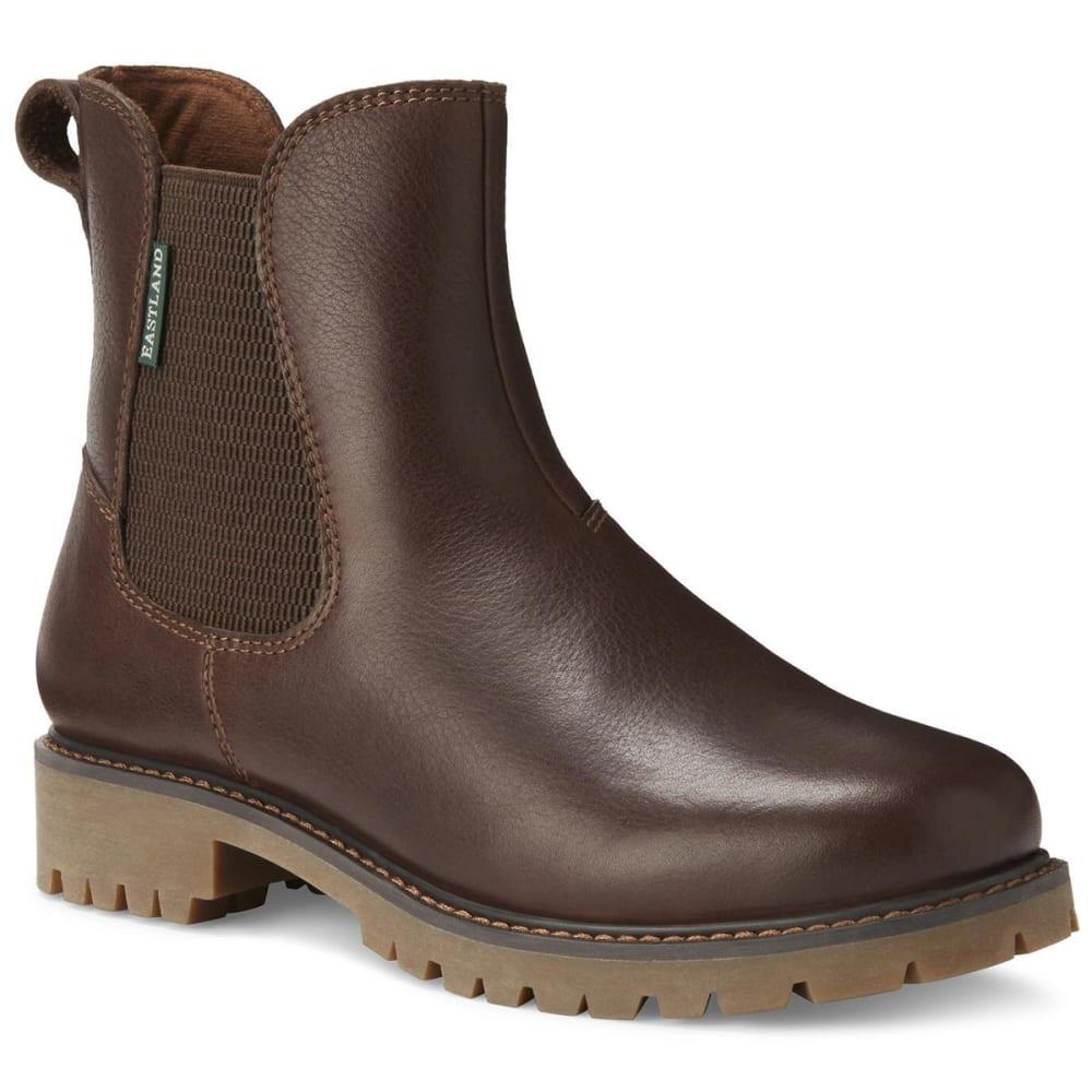 EASTLAND Women's Ida Chelsea Boots - DRK WALNUT LTHR-79