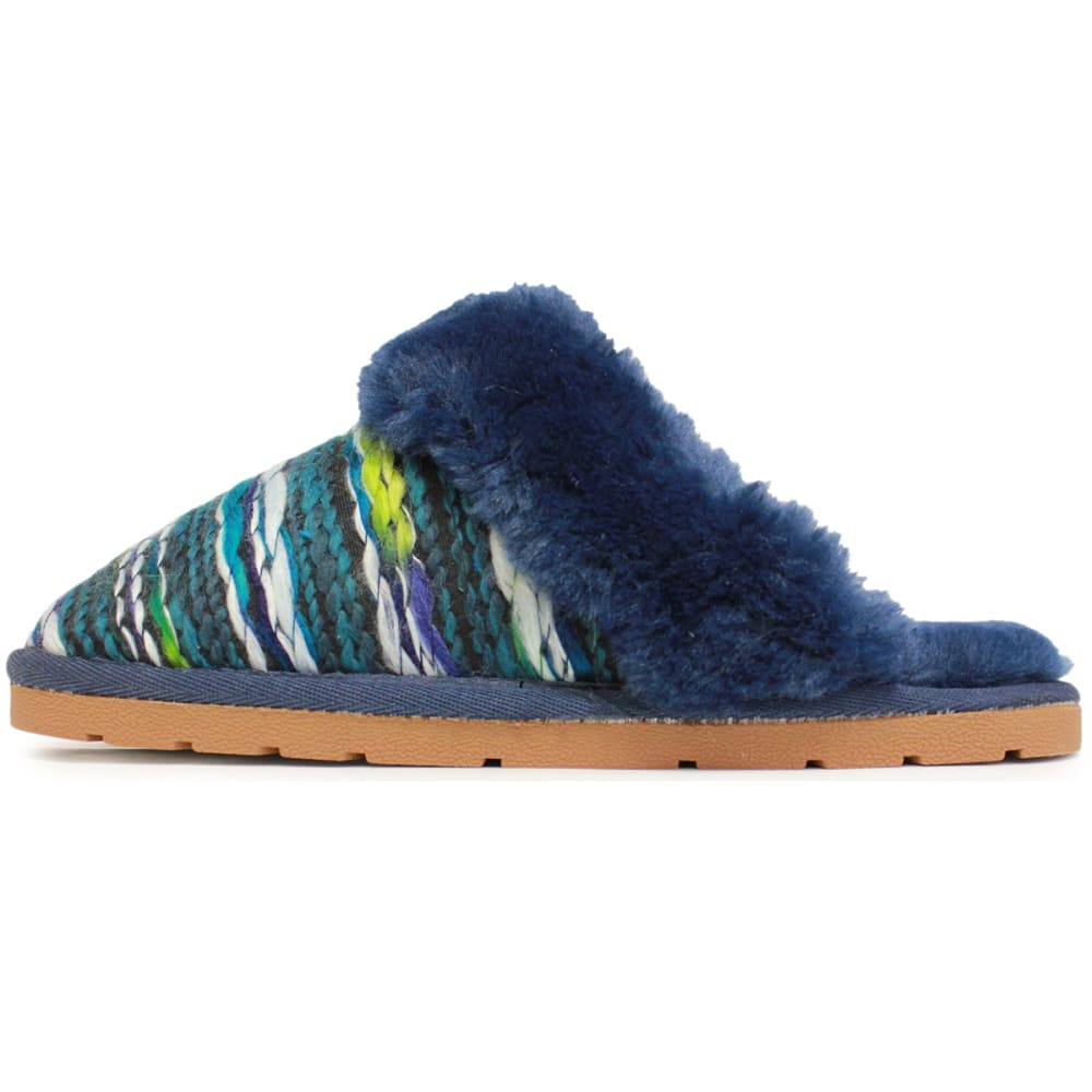 LAMO Women's Juarez Scuff Slippers - NAVY