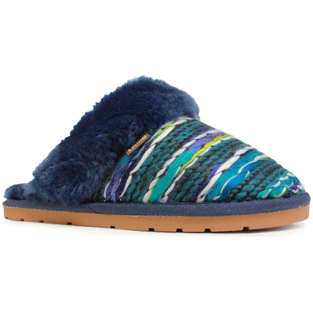 LAMO Women's Juarez Scuff Slippers - NAVY