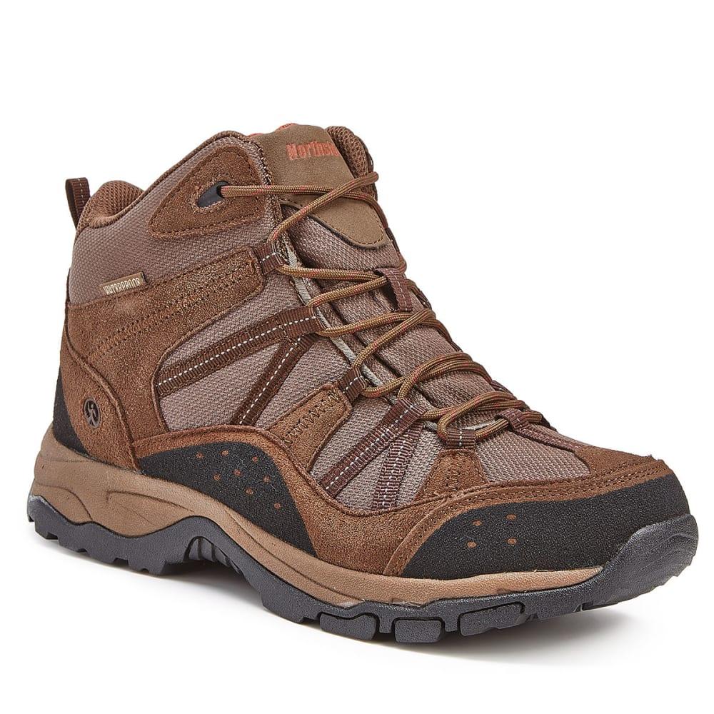 NORTHSIDE Men's Freemont Mid Waterproof Hiking Boots - BARK-209