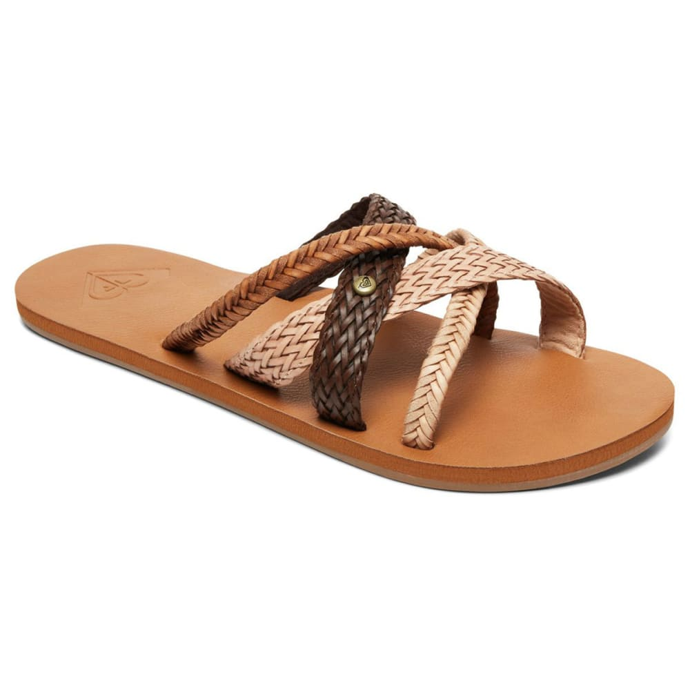 Roxy Women's Olena Sandals - Various Patterns, 7