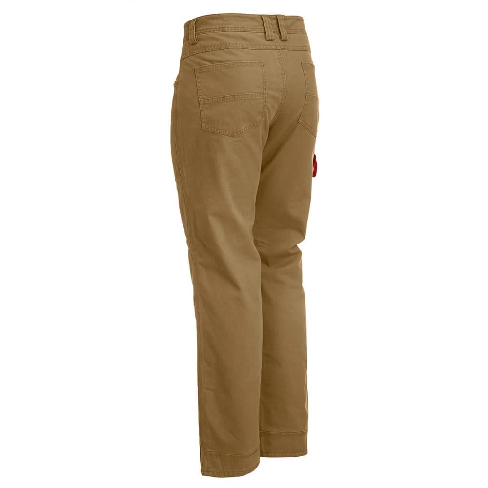 EMS Men's Fencemender Classic Pants - BROWN 30