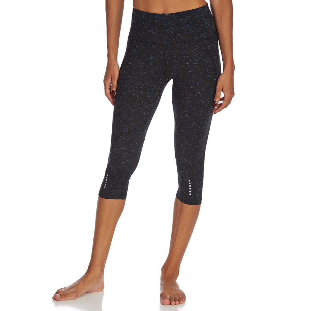 MARIKA Women's Kendall Energy Mid-Calf Leggings - BLK/ESTATE-0YA