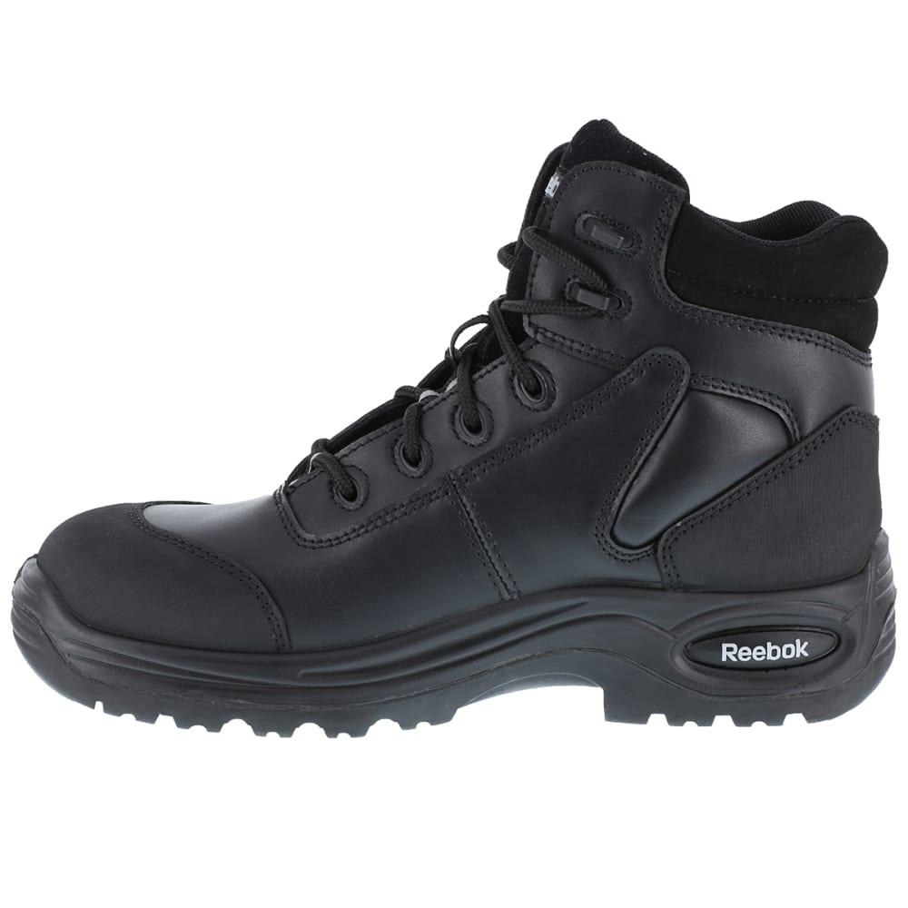 "REEBOK WORK Women's Trainex Composite Toe 6"" Sport Boots - BLACK"