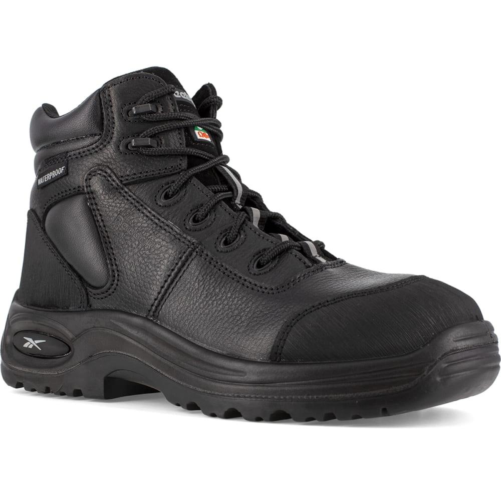 """REEBOK WORK Women's Trainex Composite Toe 6"""" Waterproof Puncture Resistant Sport Boots 9"""