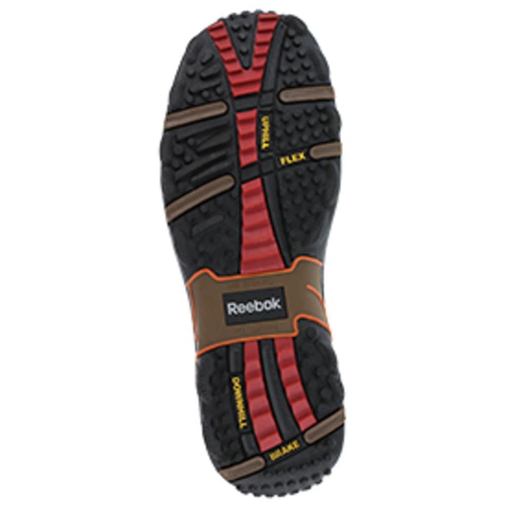 REEBOK WORK Women's Tiahawk Composite Toe Waterproof Sport Hiker, Brown - BROWN