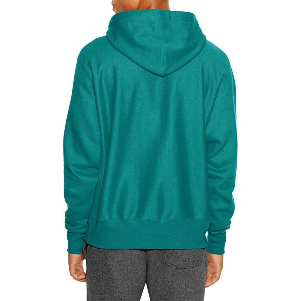 CHAMPION Men's PFD Reverse Weave Pullover Hoodie - VIVTEAL-TIF