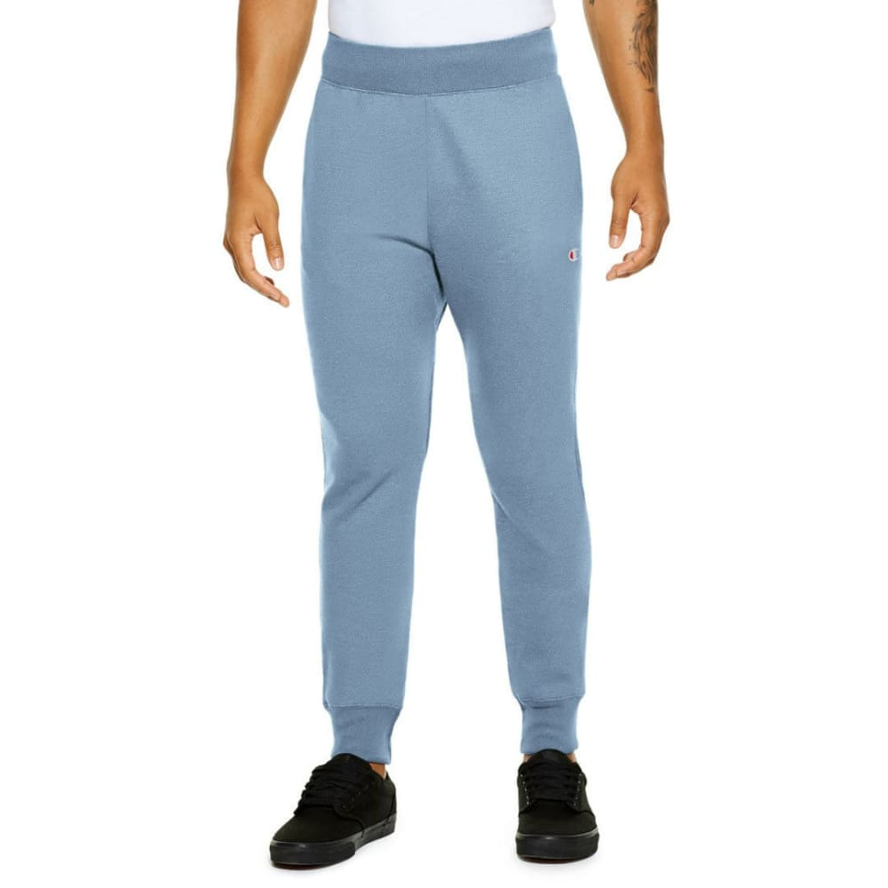 CHAMPION Men's Reverse Weave Pigment-Dyed Jogger Pants - UPSTATEBLU-12S