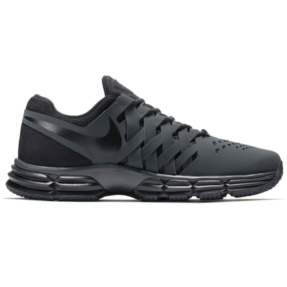 NIKE Men's Lunar Fingertrap TR Training Shoes - ATHRACITE - 010