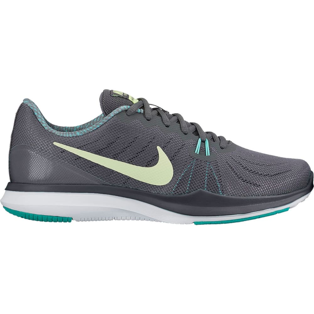 NIKE Women's In-Season 7 Training Shoes - DARK GREY - 003