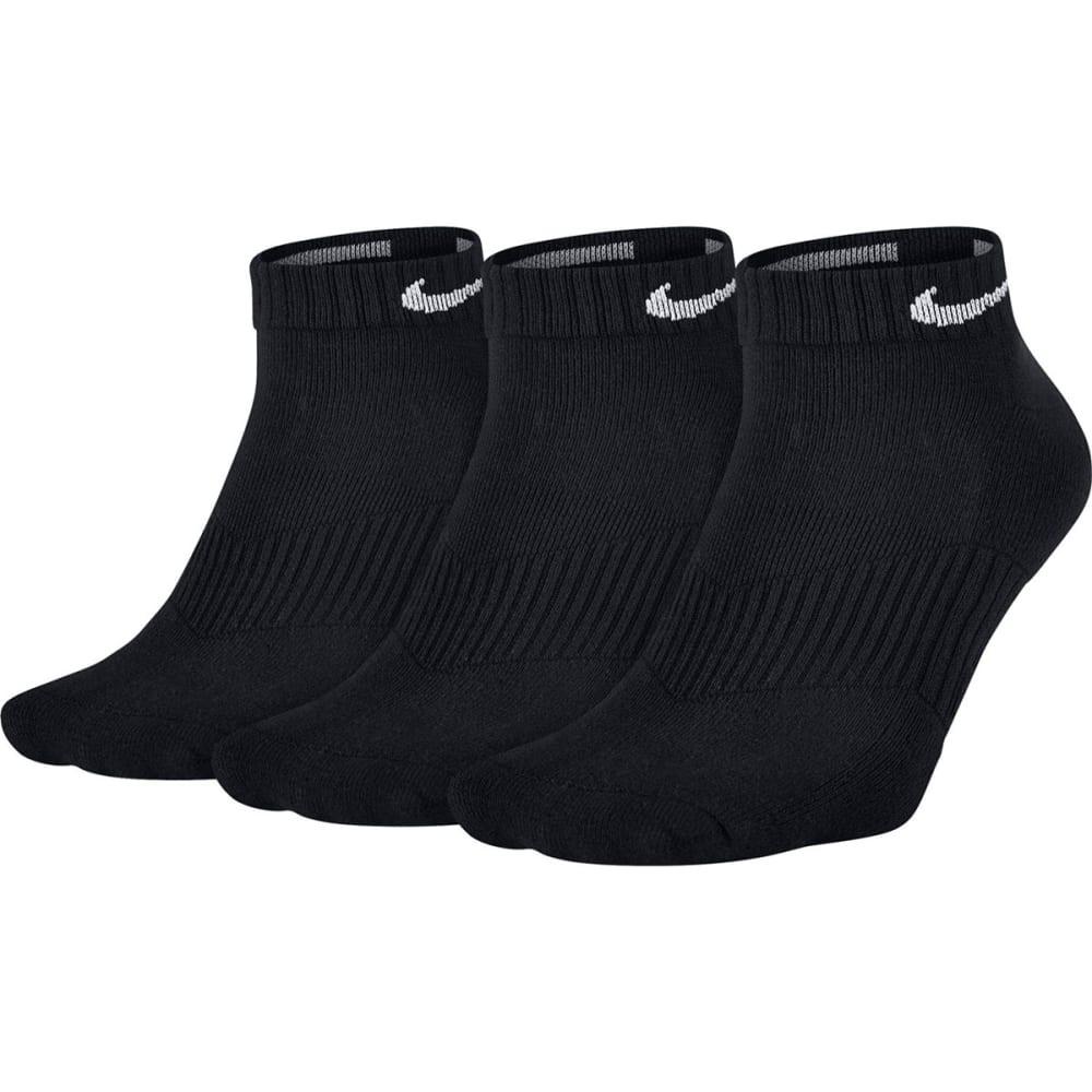 NIKE Unisex Perfect Cushion Low Training Socks, 3 Pair S