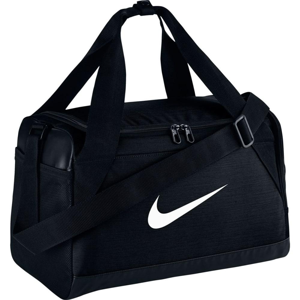 NIKE Brasilia Duffel Bag, Extra-Small - BLACK