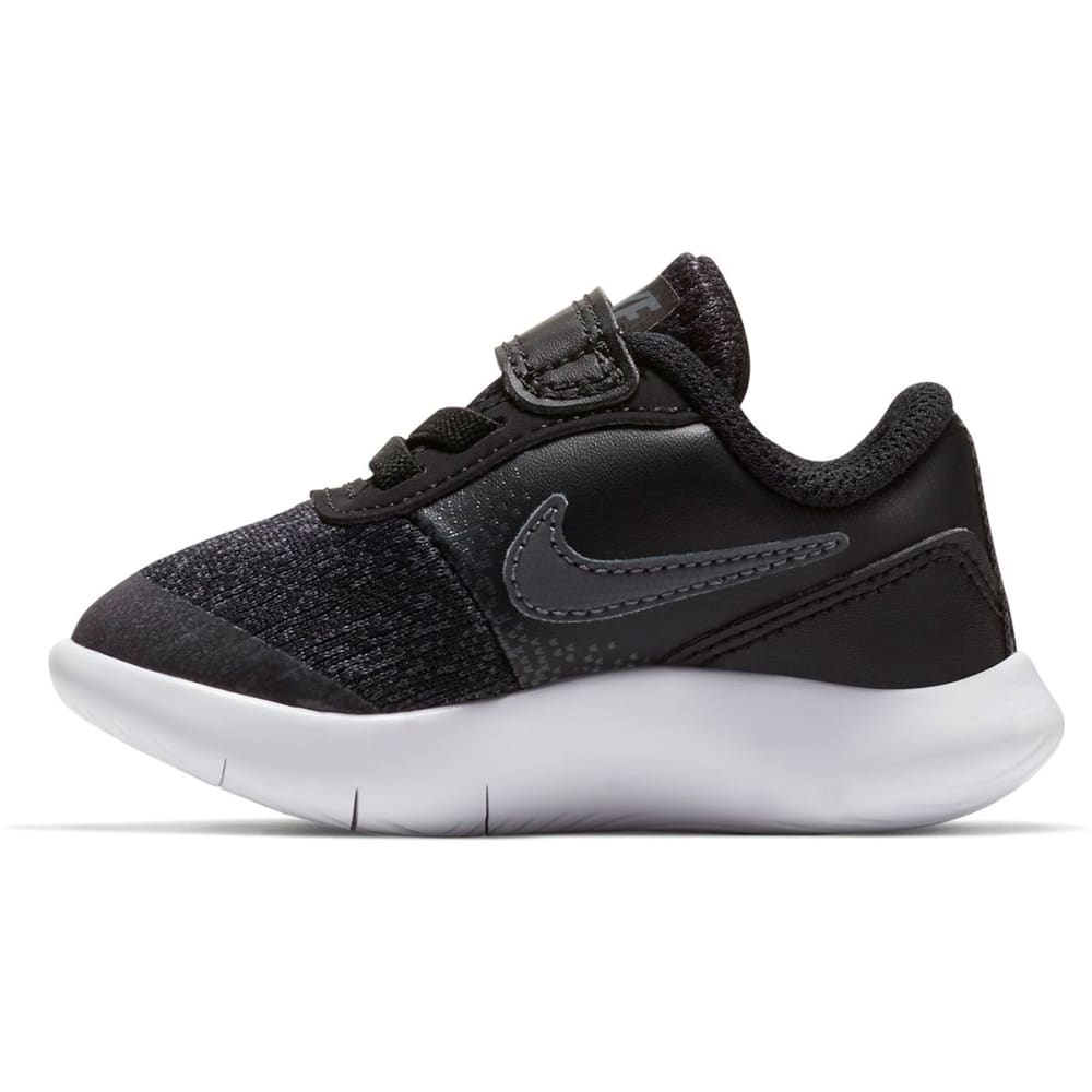 NIKE Little Boy's Flex Contact Sneakers - BLACK -002