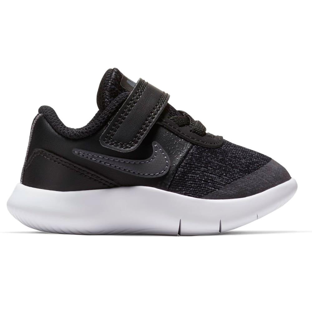 NIKE Little Boy's Flex Contact Sneakers - BLACK -002