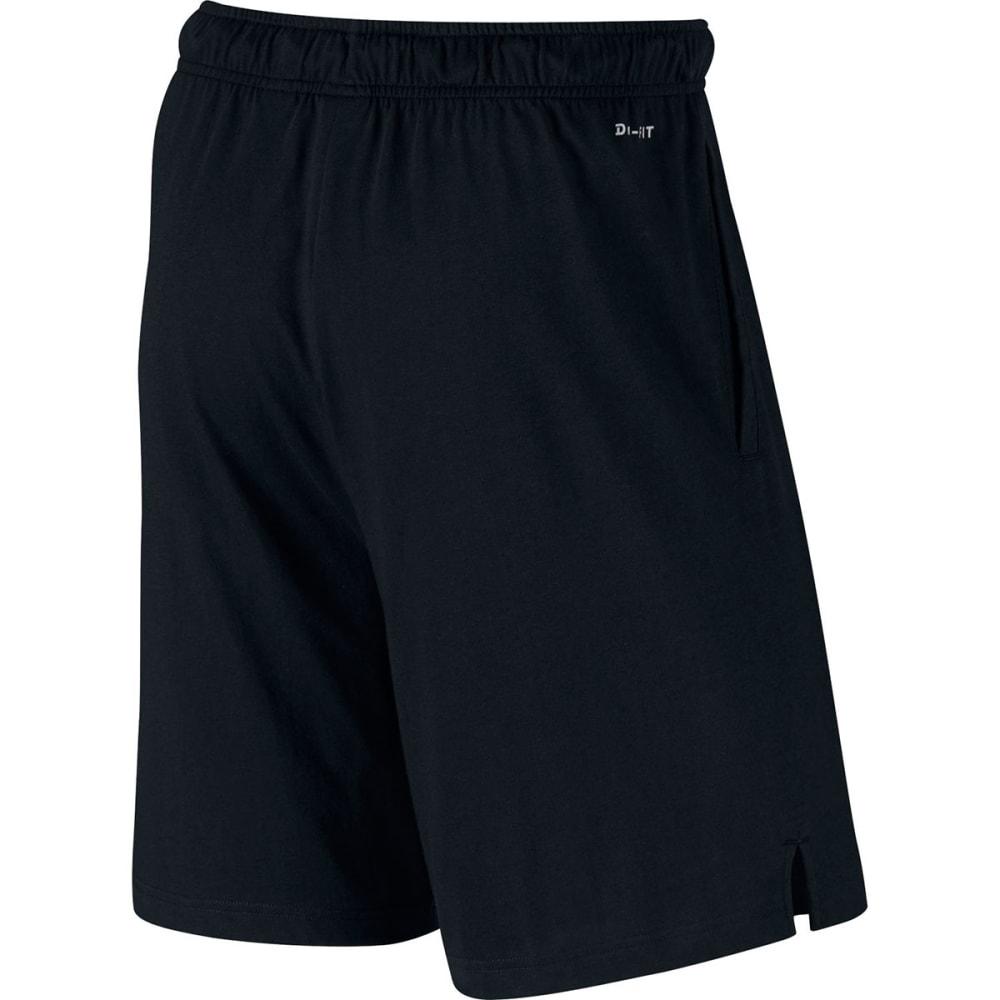 NIKE Men's Dri-Fit Training Shorts - BLACK-010