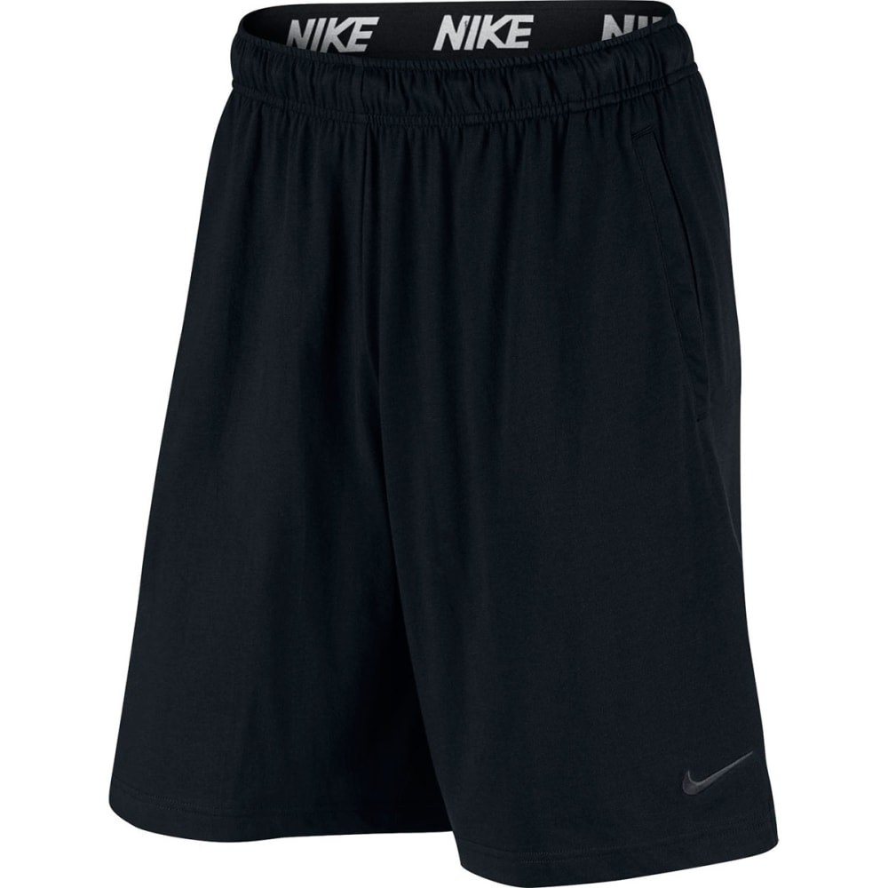 NIKE Men's Dri-Fit Training Shorts - BLACK-010
