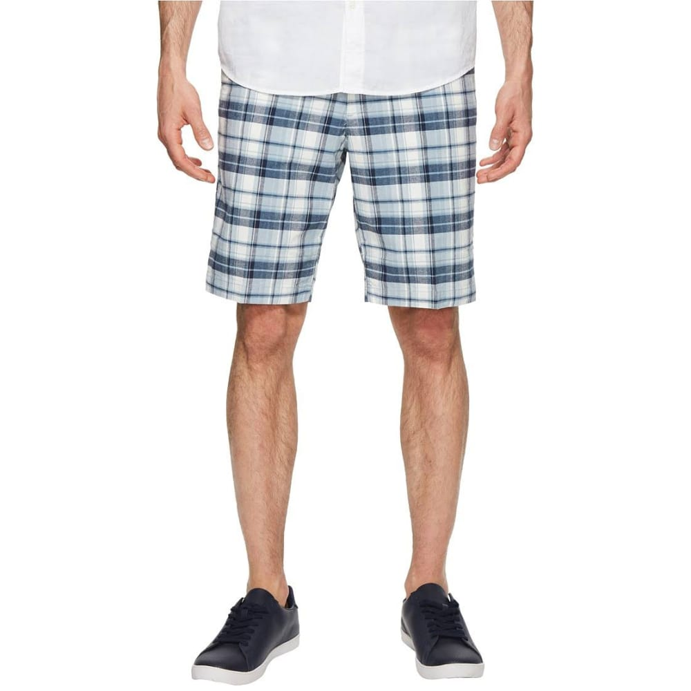 DOCKERS Men's The Perfect Print Shorts - LEVIN PLD COPEN-0772