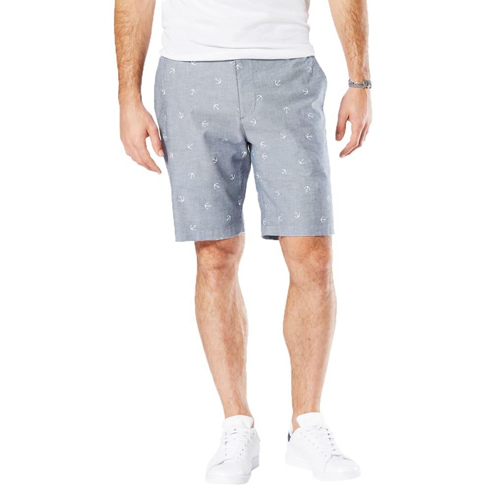 DOCKERS Men's The Perfect Print Shorts 30