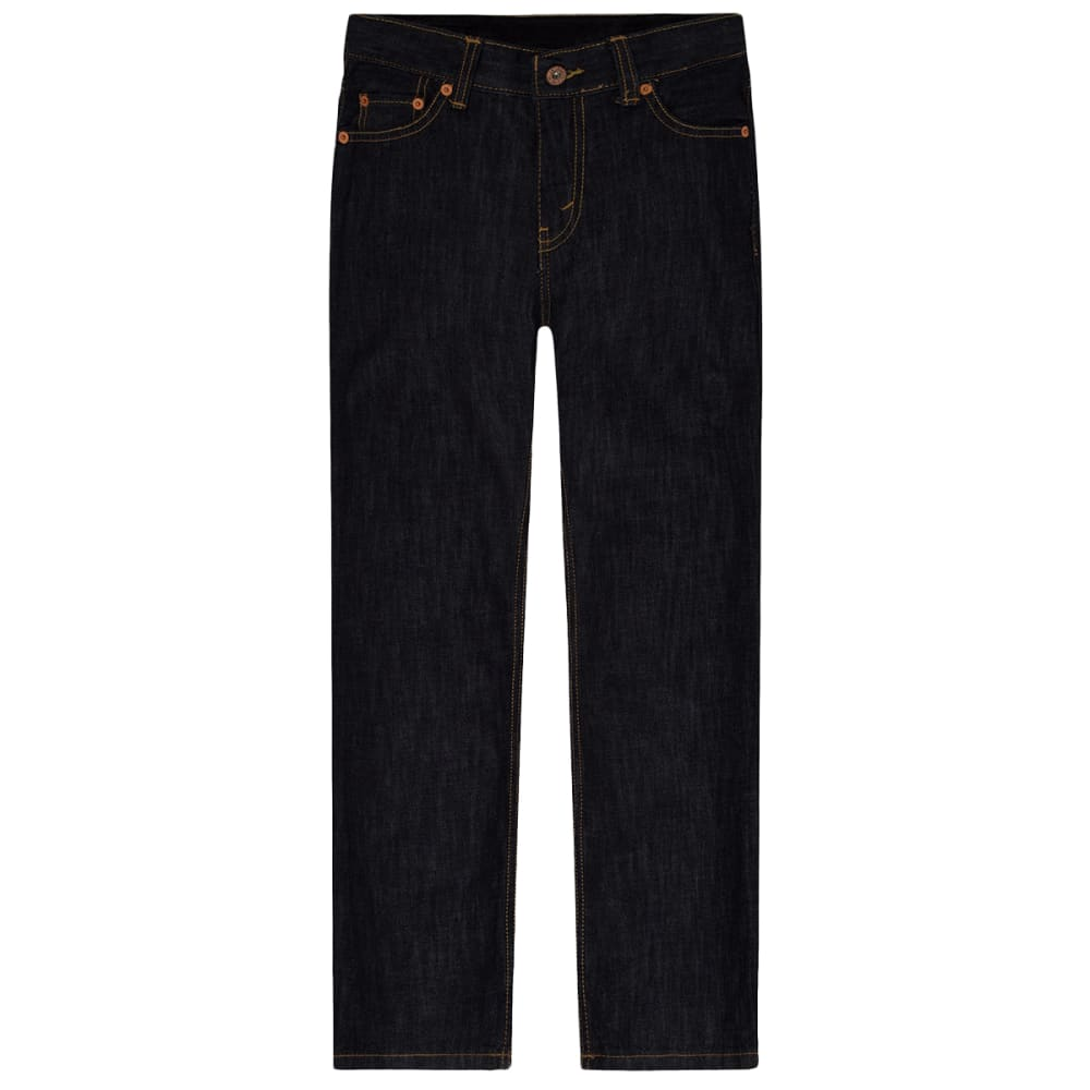 LEVI'S Big Boys' 514 Straight Fit Jeans 8