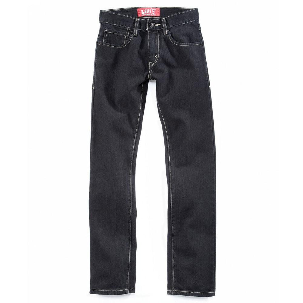 LEVI'S Big Boys' 510 Skinny 4-Way Stretch Jeans 8
