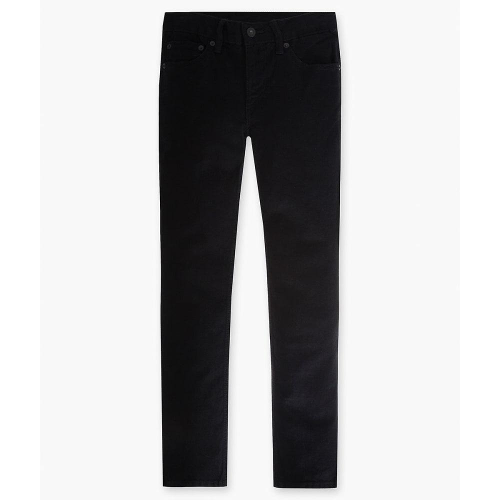 "LEVI'S Big Boys' 511""¢ Slim Fit Husky Jeans - BLACK-508"