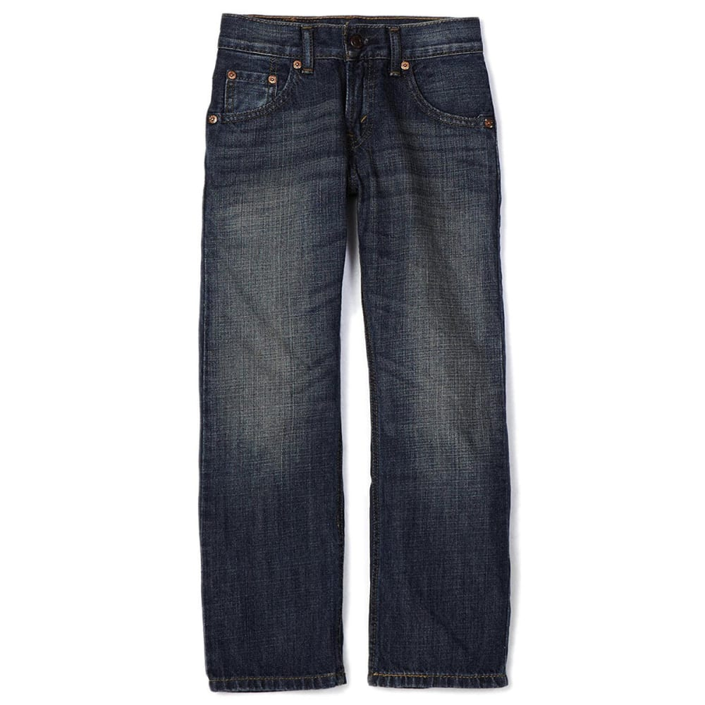 "LEVI'S Little Boys' 505""¢ Straight Fit Jeans - ROADIE-778"